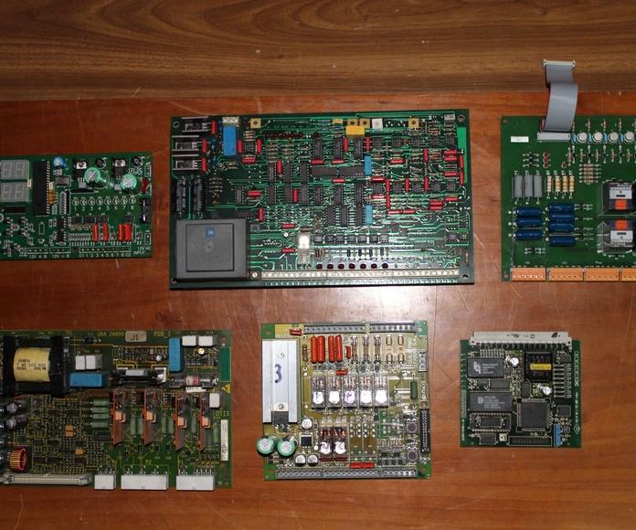 Venta de componentes: Servicios de Moyrel
