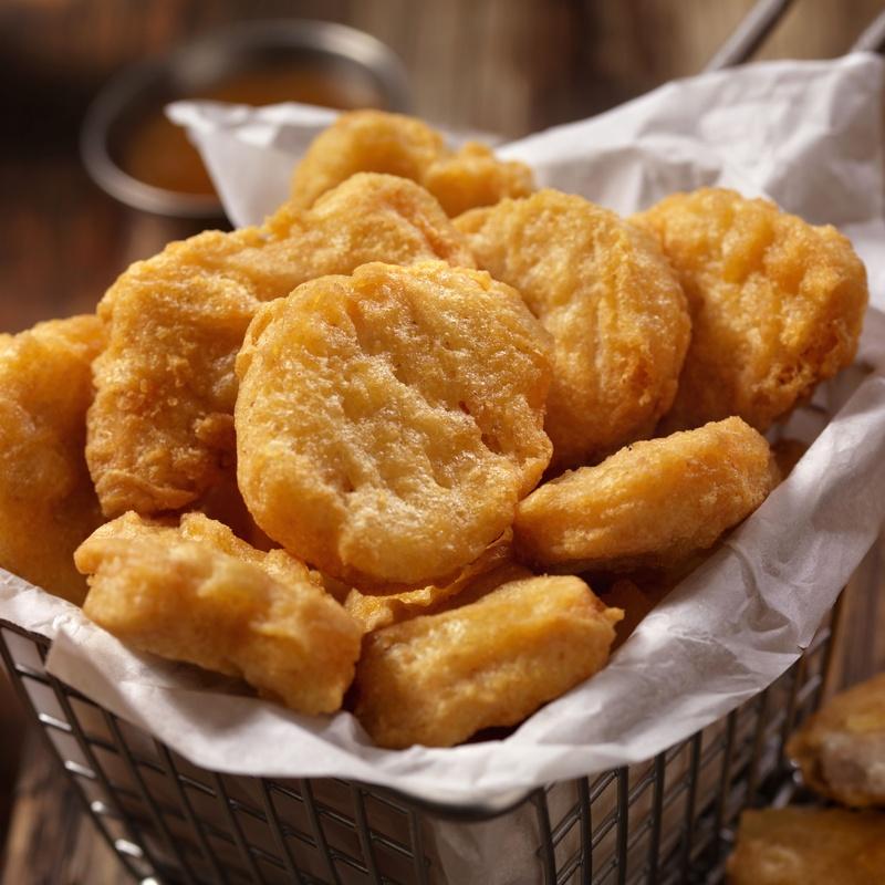 Nuggets de pollo: Menús de Restaurante Terraza La Parrilla de Valdemoro