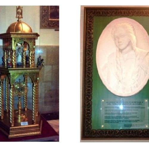 Trabajos artísticos para parroquias, tanatorios, residencia en Toledo
