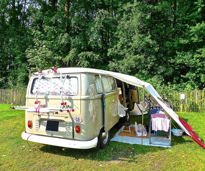 Camperización de furgonetas: Servicios de SMV Camper
