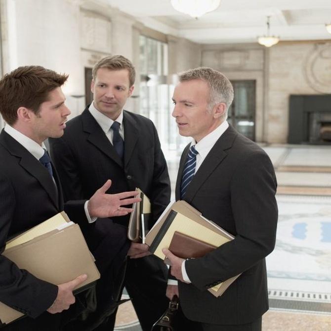 ¿Cuándo puedes necesitar un abogado?