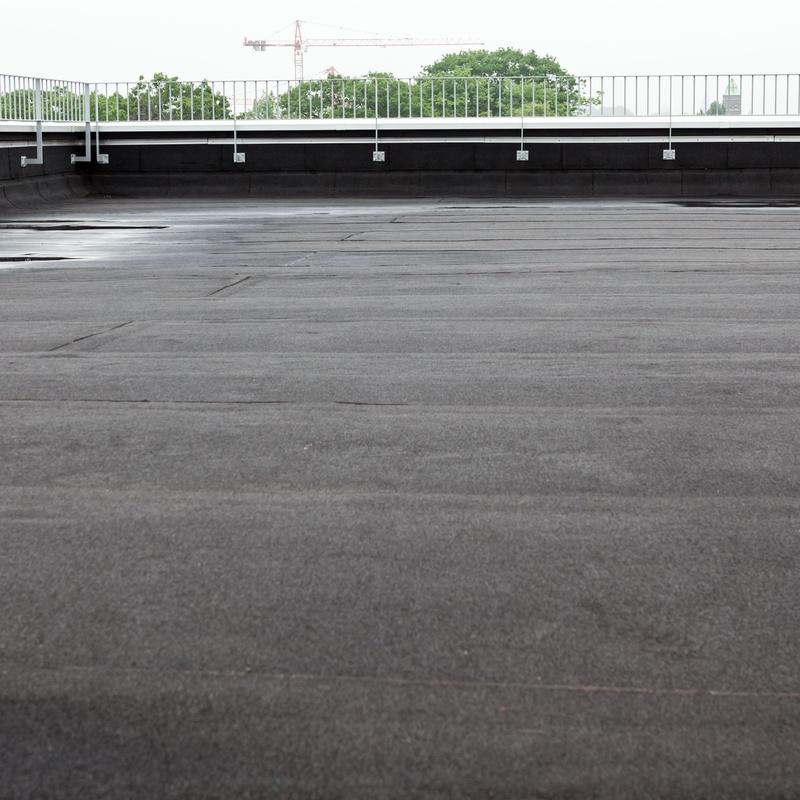 Impermeabilización de cubiertas: Servicios de Grupo empresarial de Construcción SP