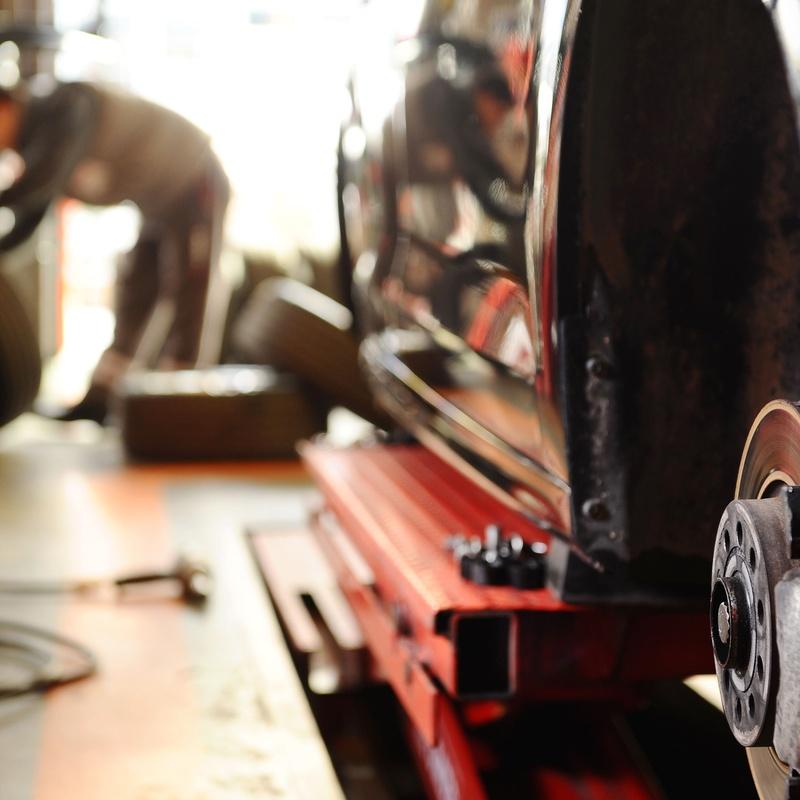 Mecánica en general: Servicios de Neumáticos Zafra