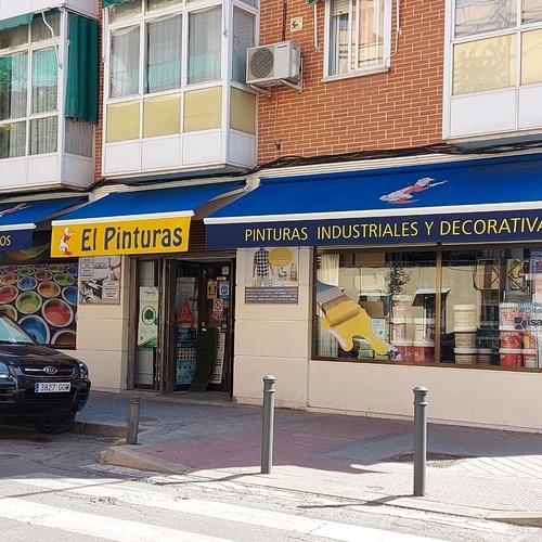 Tienda de pinturas Ventas Madrid