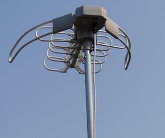 Antenistas autorizados: Servicios de Tele Antenas