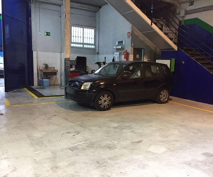 Taller de coches con recogida y entrega del vehículo, Talleres Montesano (Eurotaller)