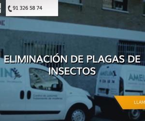 Desinsectación cucarachas Madrid - Desratización en Madrid