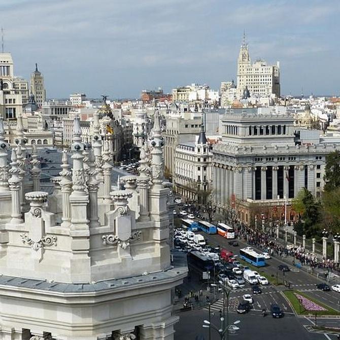 ¿Estás cansado del ruido de Madrid?