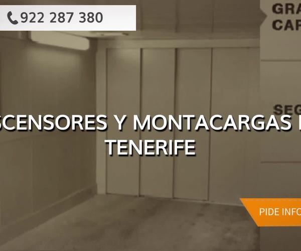 Empresas de ascensores en Tenerife | Zurmancia