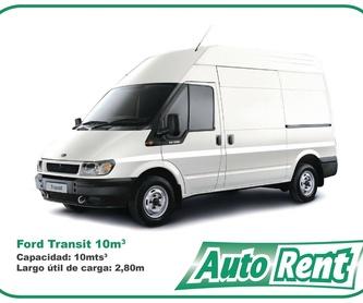 Alquiler de turismos: Servicios de Auto Rent