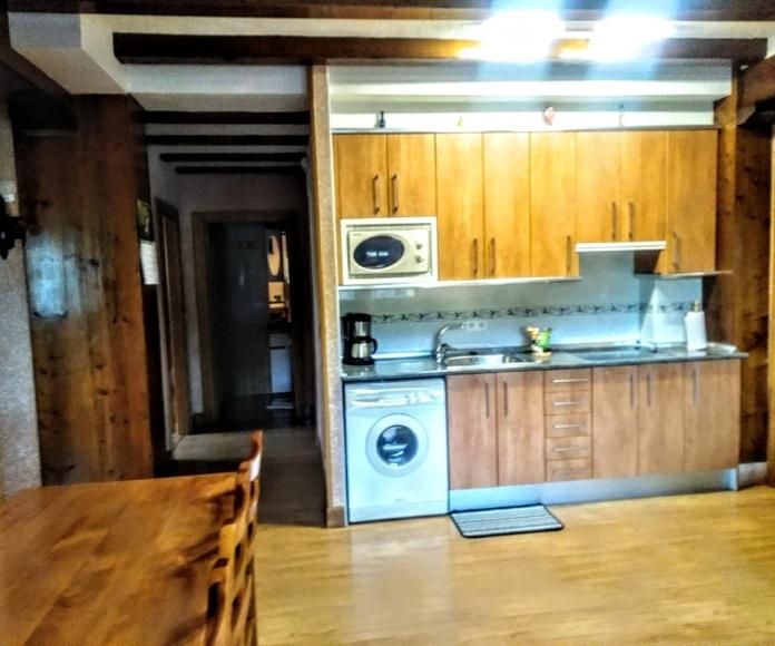 Apartamento planta baja: Nuestra Casa de Casa Rural Begoña