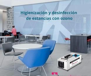 """Ozonización de """"primeras"""" viviendas"""