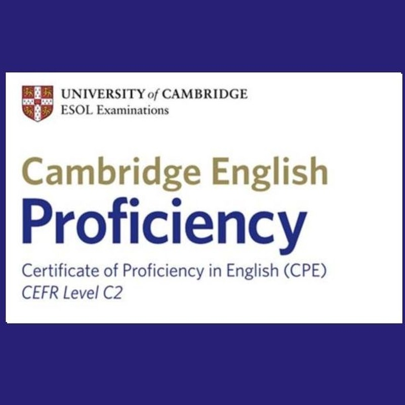 ENGLISH FOR CPE EXAM.                                    CAMBRIDGE NIVEL C2: Cursos de Oxford School of English - Tembleque