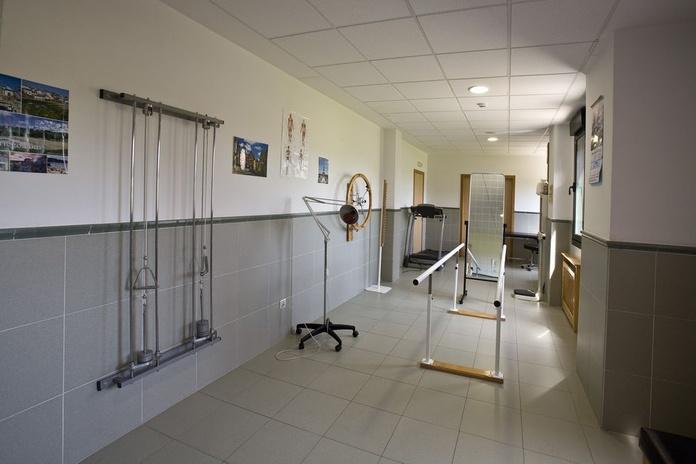 Servicio de Fisioterapia: SERVICIOS de Vital Centro Tercera Edad
