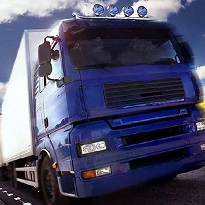 Elegir el mejor medio de transporte de mercancías
