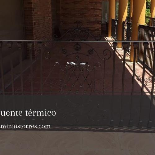 Ventanas de PVC en Toledo | Hierros y Aluminios Torres