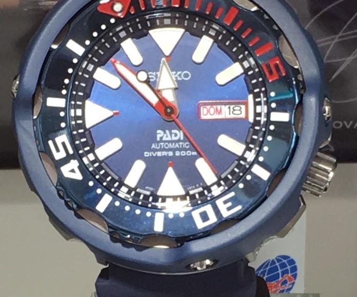 Nueva colección relojes Seiko: Catálogo de Millán Joies