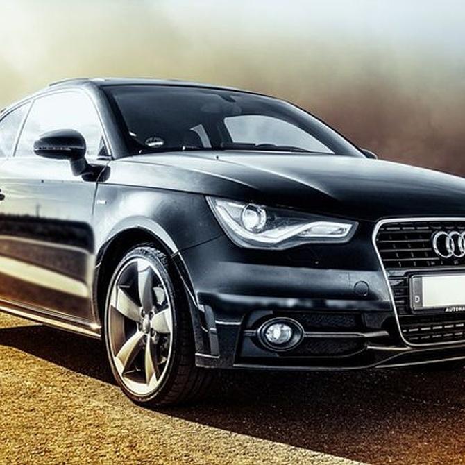 El sistema quattro de Audi