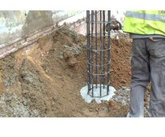 Perforación del hormigón con máquina de diamante: Servicios de Instalaciones Térmicas Controladas