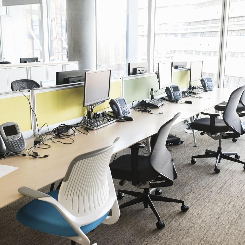 Limpieza de sillas de oficina: Tintorería de Tintorerías García