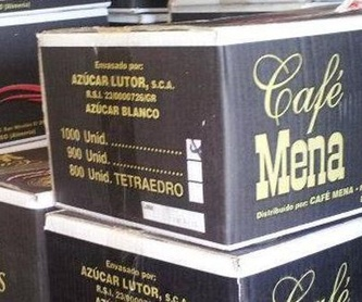Aceite: Productos de Café Mena
