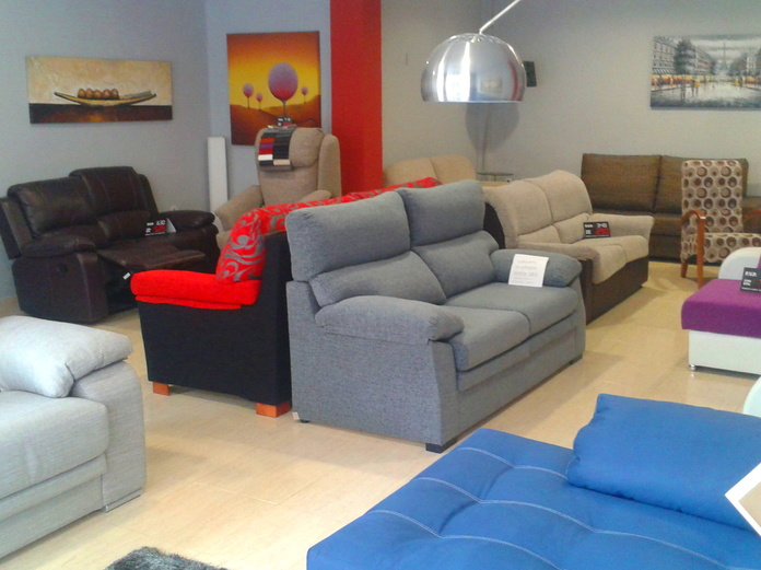 Muebles Llueca Sagunt, tienda de muebles Sagunt