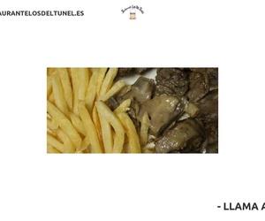 Restaurantes en zona Ciudad Jardín, Málaga: Los del Túnel