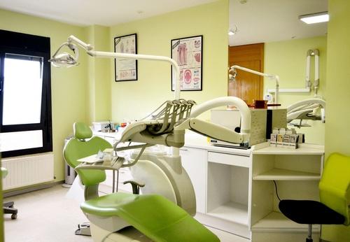 Clínica dental en Ávila.