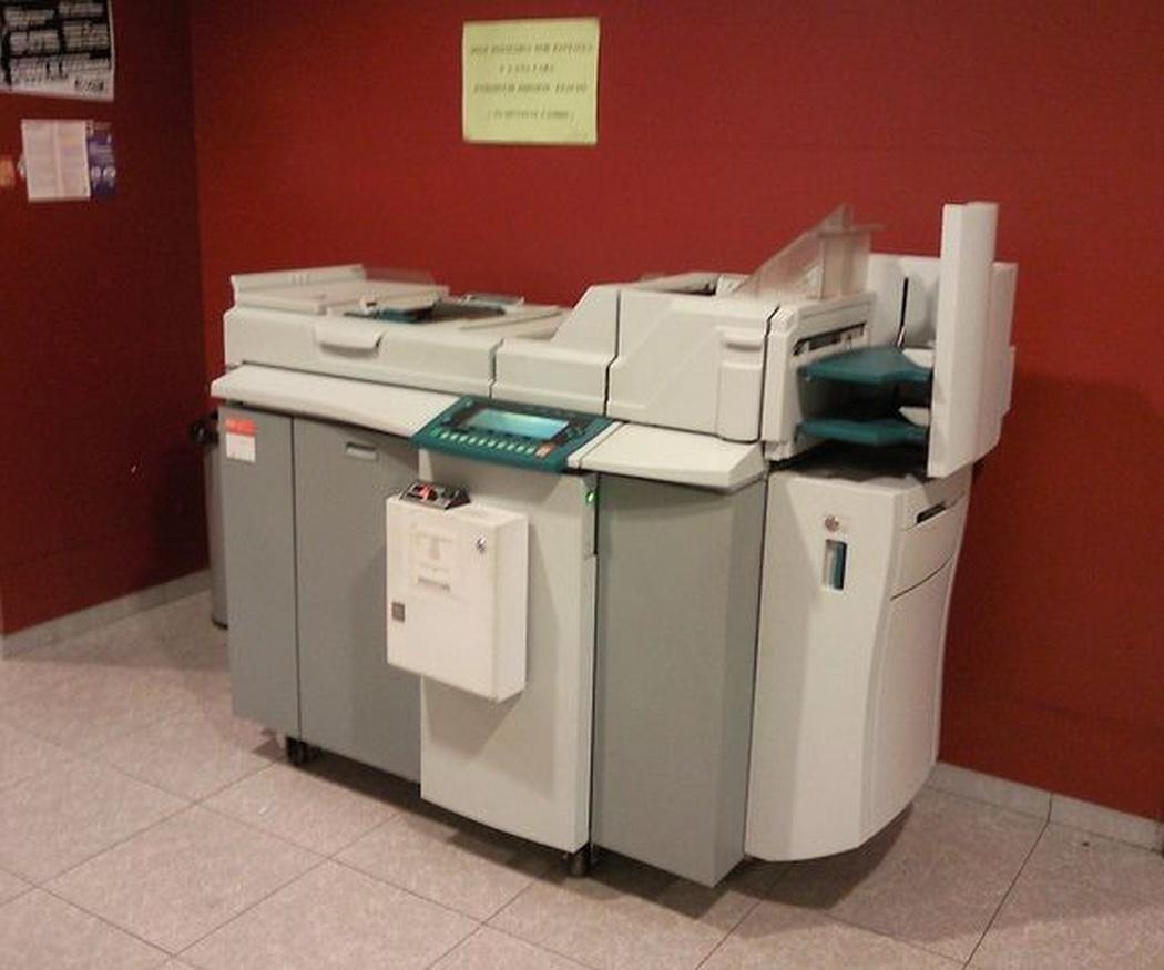Conoce los diferentes tipos de fotocopiadoras que existen