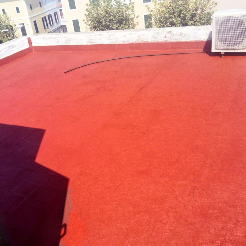 impermeabilizacion tejado viejo