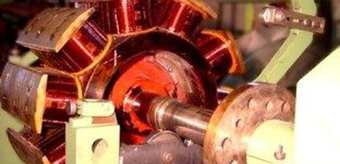 Equilibrado dinámico en Rubí para piezas rotativas