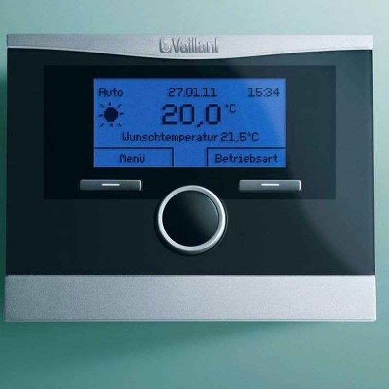 VAILLANT 370F MODULANTE VIA RADIO