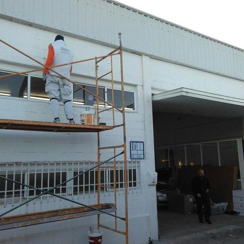 Fachadas: Servicios de Pintores Artedec