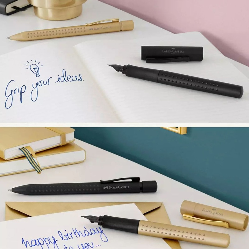 Grip Edition Gold & All Black: Productos de Papelería Sancho's