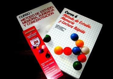 Cursos de método de estudio, memoria y lectura rápida