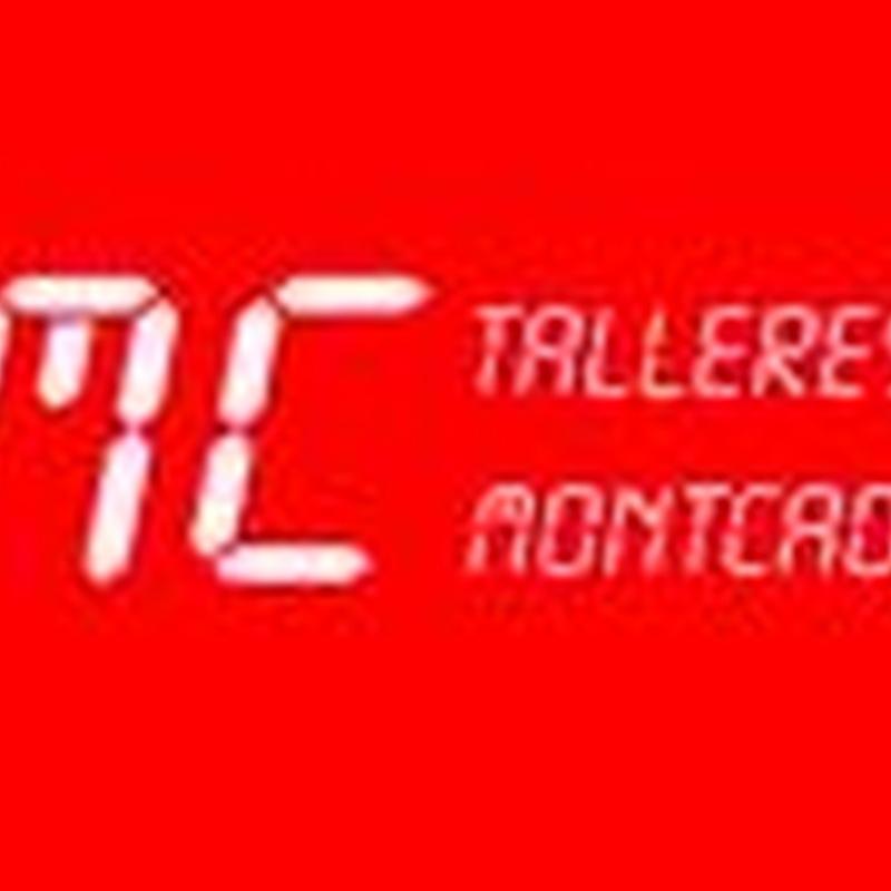 Talleres Montcada: Taller de Talleres M.C. Montcada, S.L.