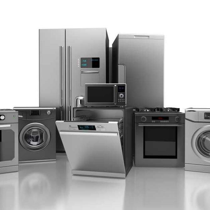 Datos sobre los electrodomésticos más habituales