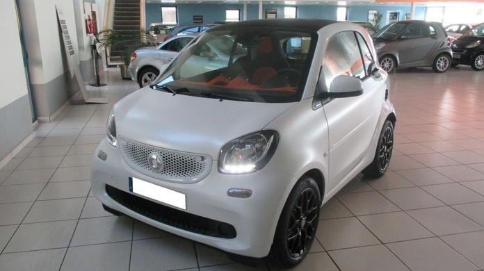 SMART FORTWO: COCHES DE OCASION de Automóviles Parque Mediterráneo
