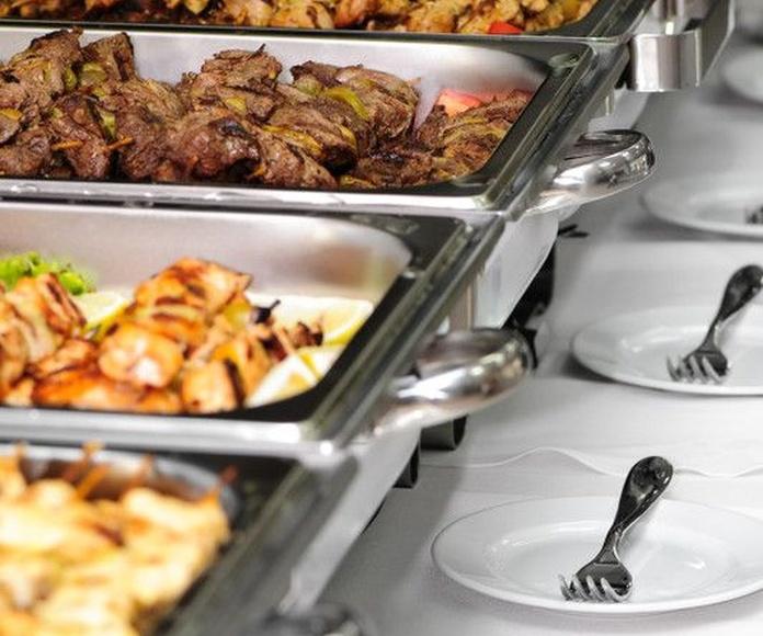 BBC's: Servicios de Santander de Catering