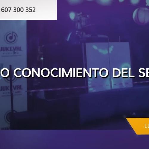 Eventos audiovisuales en Valencia | Jukeval Eventos