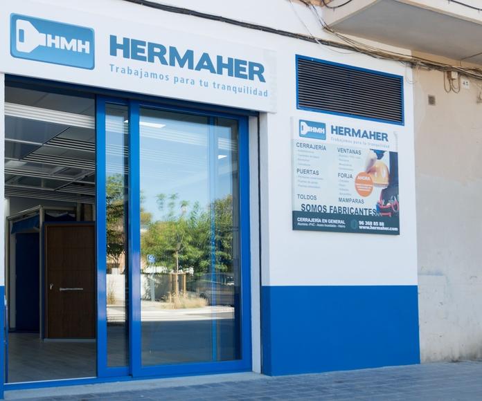 Puertas: Servicios de Hermaher