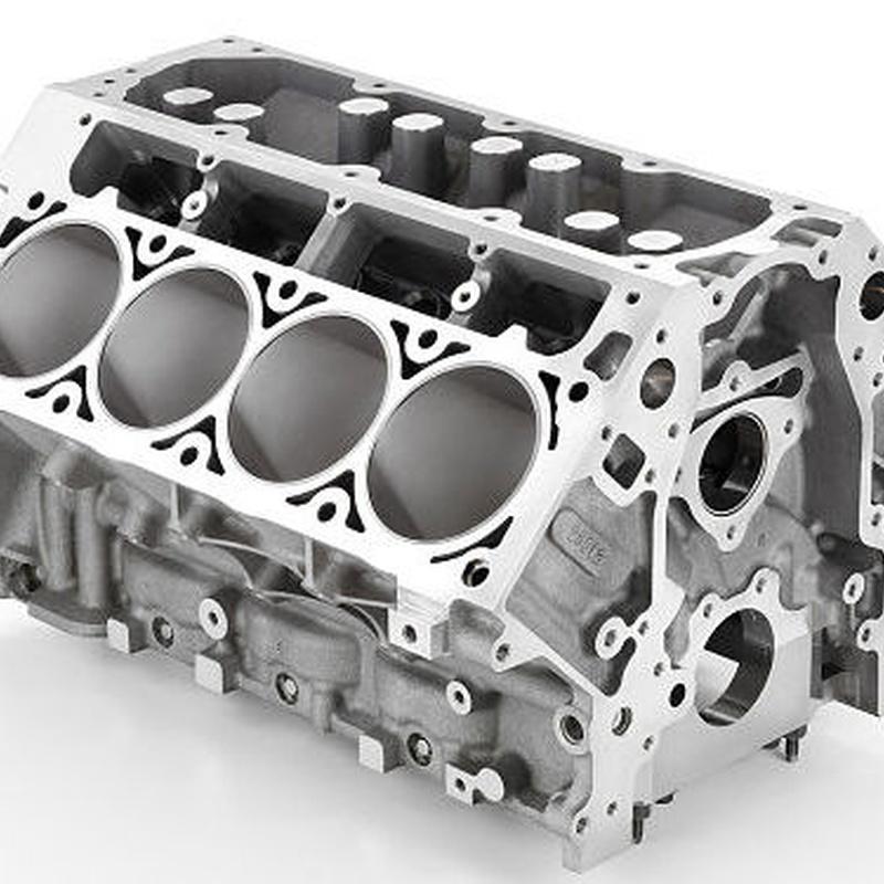 Rectificadora de cilindros horizontal: Servicios de Turbo Inyección Corega