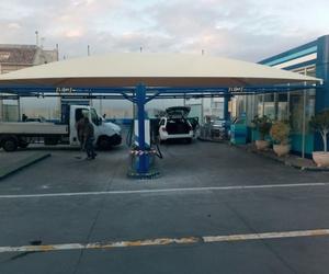 Galería de Carpas en Jerez de la Frontera | Suministros Hispapress