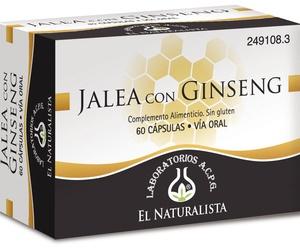 Jalea Real con Ginseng y Magnesio El Naturalista