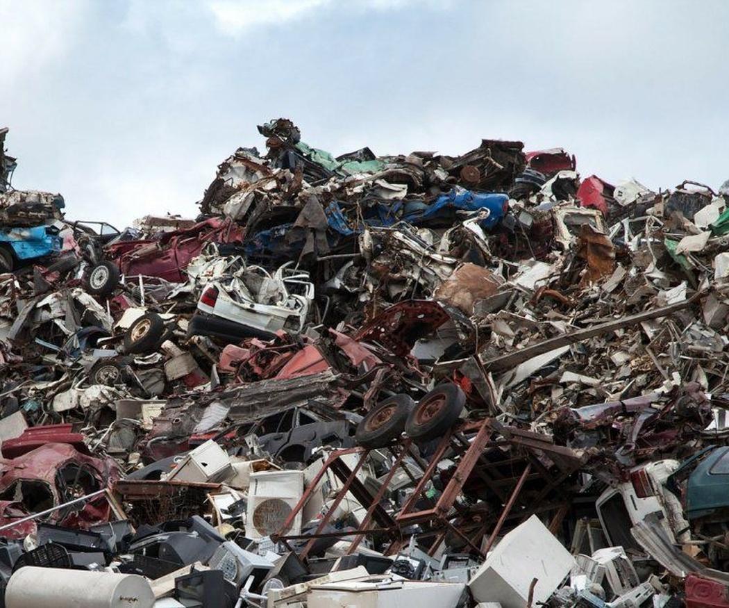 Reciclaje y aprovechamiento del metal