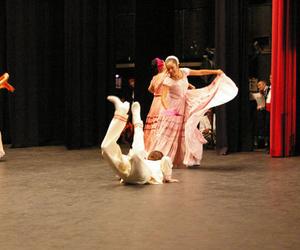 Grupo de baile tradicional mexicano en Madrid