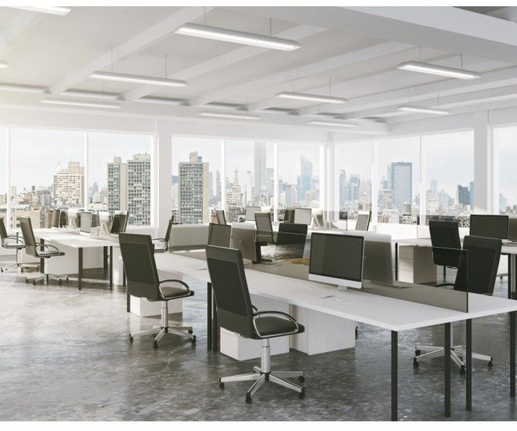 Mejora tu oficina gracias al cristal