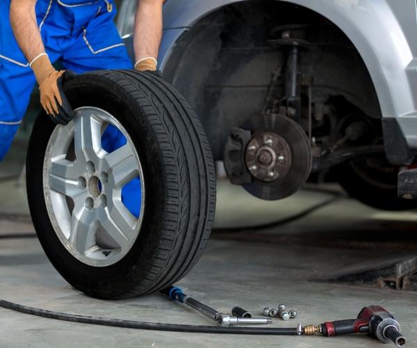 Neumáticos siempre en perfecto estado en Santa Cruz de Tenerife