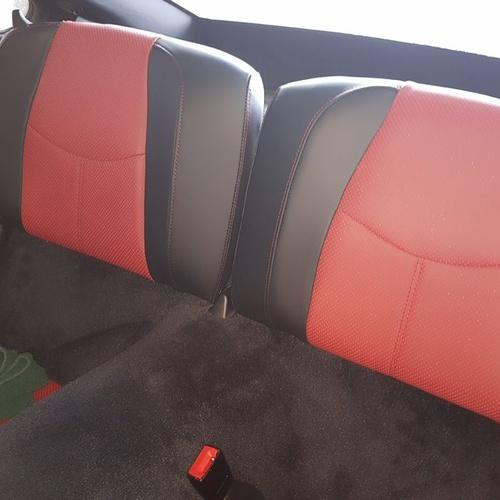 Especialistas en tapizado de asientos del Porsche 911 carrera S