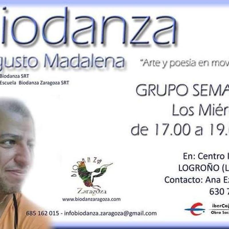 Grupos regulares en Zaragoza y Logroño